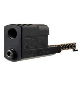 MadBull Socom Gear Hitman M9 GBB compensator - BK