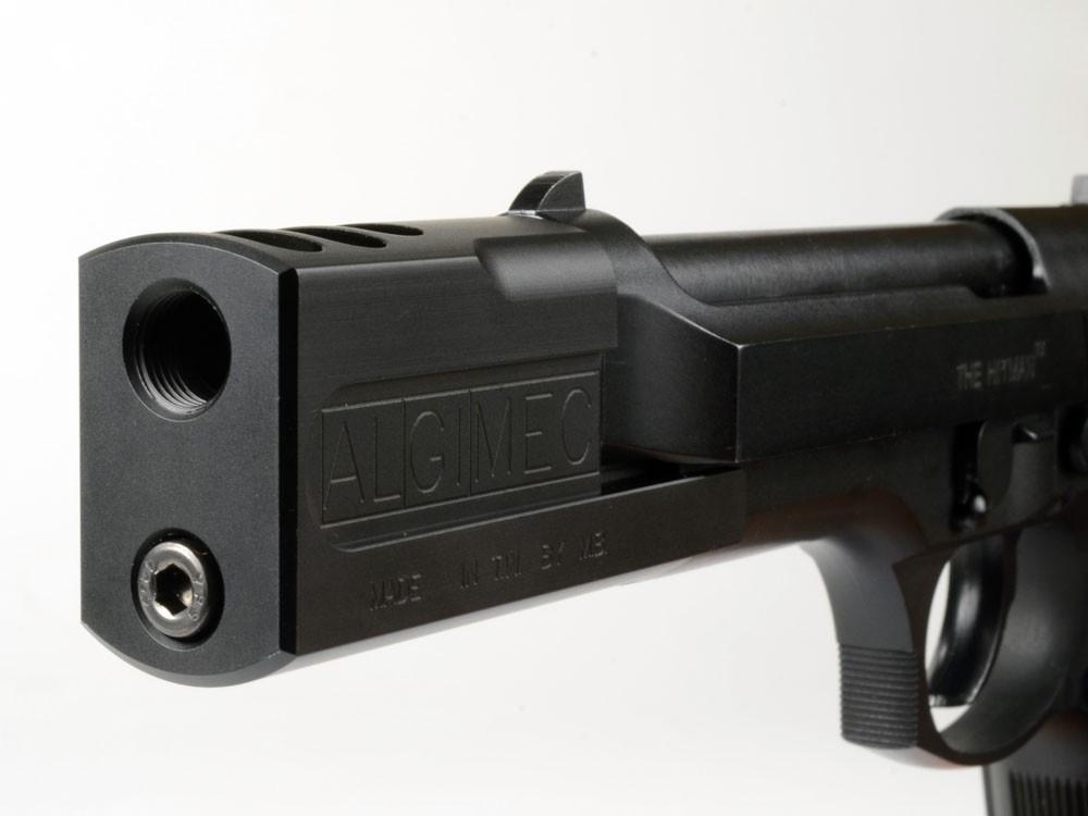 MadBull Socom Gear Hitman M9 GBB Kompensator - BK