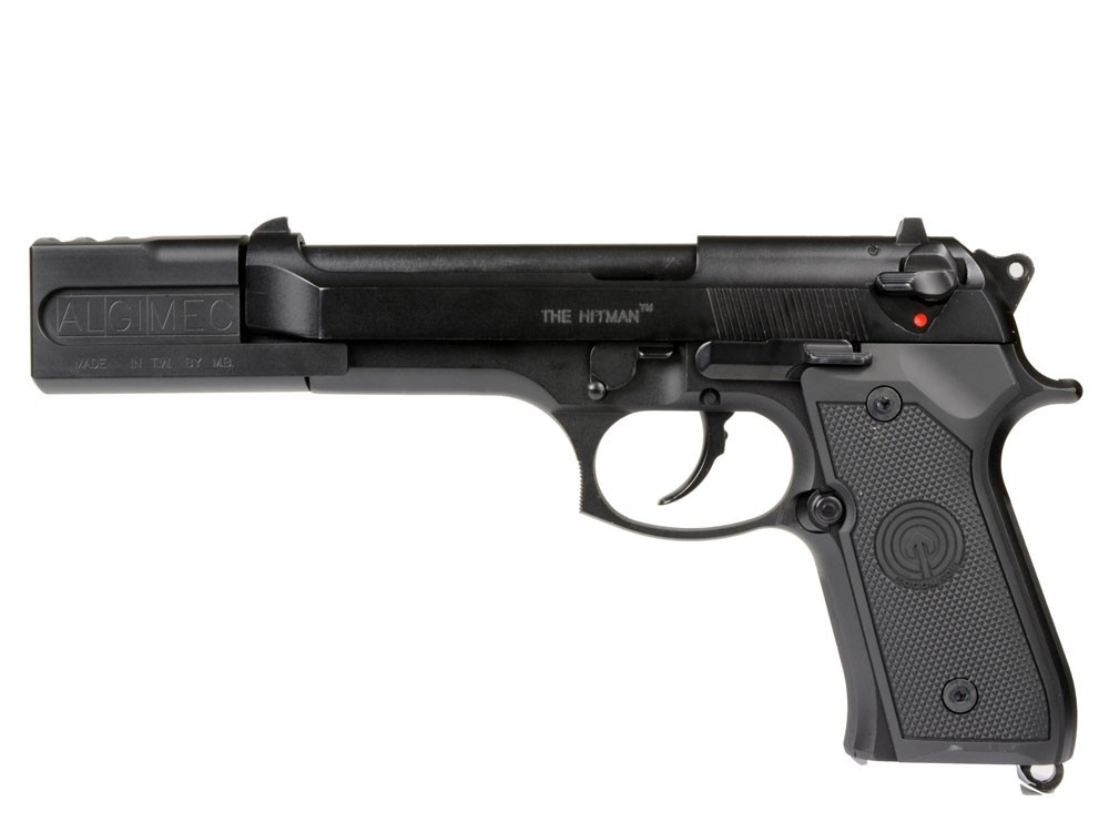 MadBull Socom Gear Hitman M9A1 GBB Kompensator - BK