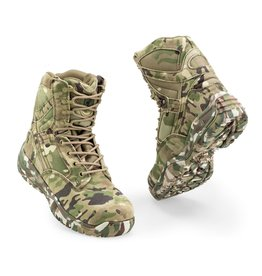 DEFCON5 Tactical Approach Boots - MultiCam