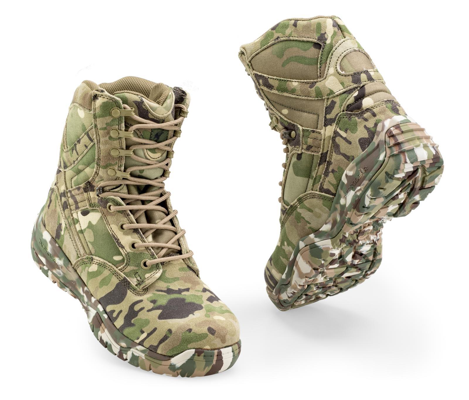 DEFCON5 Tactical Approach Boots - MultiCam