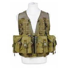 Tasmanian Tiger Ammunition vest - TAN