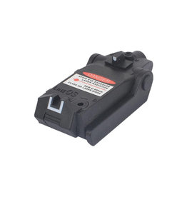 WADSN Low Mount Red Laser Sight - BK