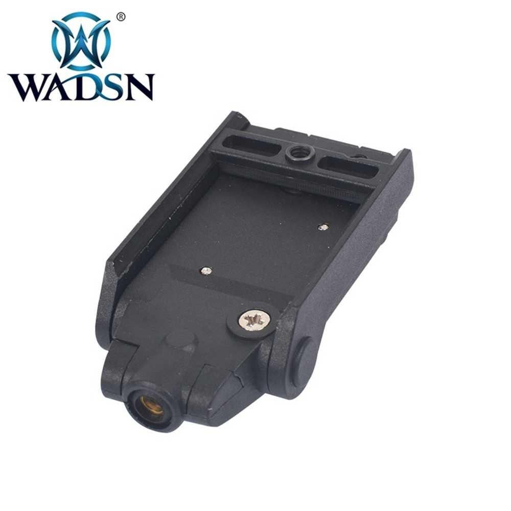 WADSN Low Mount Red Laser Sight - BK