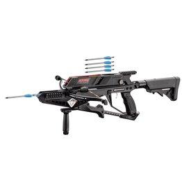 EK-Archery XBow Cobra R9 RX Adder - arbalète à répétition tactique - BK