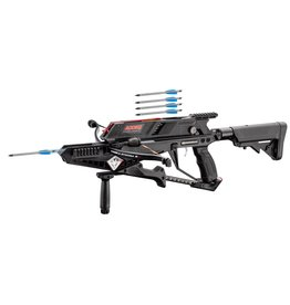 EK-Archery XBow Cobra R9 RX Adder - tactical repeating crossbow - BK