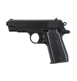 Well P88 Federdruck Pistole - 0,50 Joule - BK