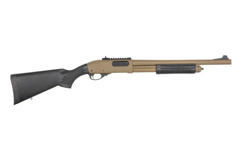 Golden Eagle 8870 taktische 3/6-Burst M870 Greengas Shotgun - TAN