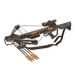 EK-Archery Compound Armbrust X-Bow Torpedo - Set - BK