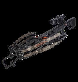 Bear Archery X Constrictor CDX Jagd Armbrust Package - Strata schwarz camo