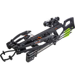 Bear Archery X Intense CD Crossbow Package - black shadow