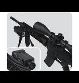 ATN Shot Trak-X HD Action Gun Kamera mit Laser - BK