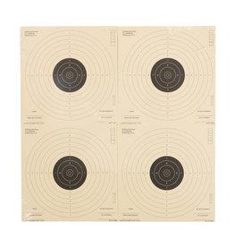 Umarex Pistolenscheibe Target 17x17 cm - 1.000 Stück