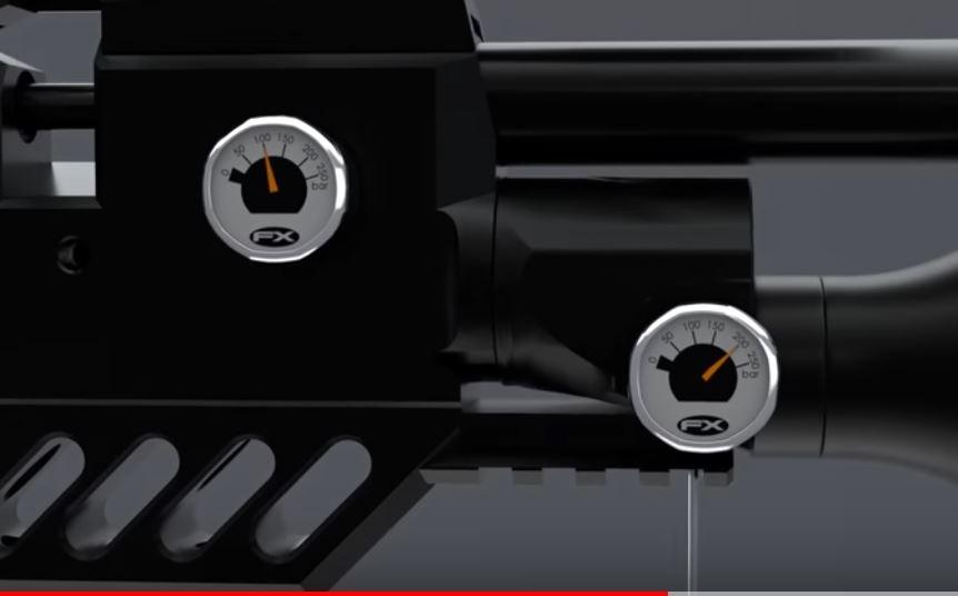 FX Airguns FX Dreamline Classic Synthetic