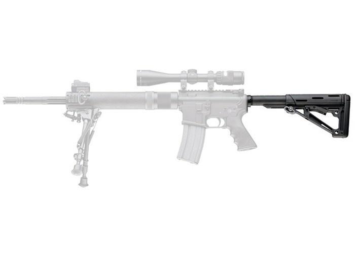 FX Airguns Hogue AR15 OMC Mil-Spec Schaft mit Buffer Tube