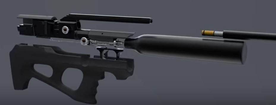 FX Airguns FX Dreamline Classic Walnuss