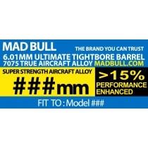 MadBull 6.01 mm Präzisionslauf Ultimate - 300mm