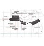 ACM Energy Action Kamera I.C.U. 2.0 HD 720P mit 22mm Picatinny Montage
