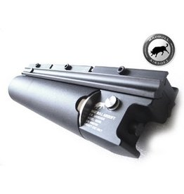 MadBull XM203 Granatwerfer lang - BK