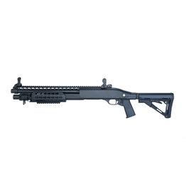 Cyma CM.366 M3 KeyMod 3 burst shotgun 1.1 joules - BK