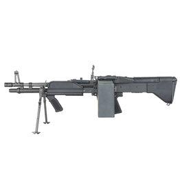 Star AirSoft M60E4 HMG AEG 1.0 Joule - BK