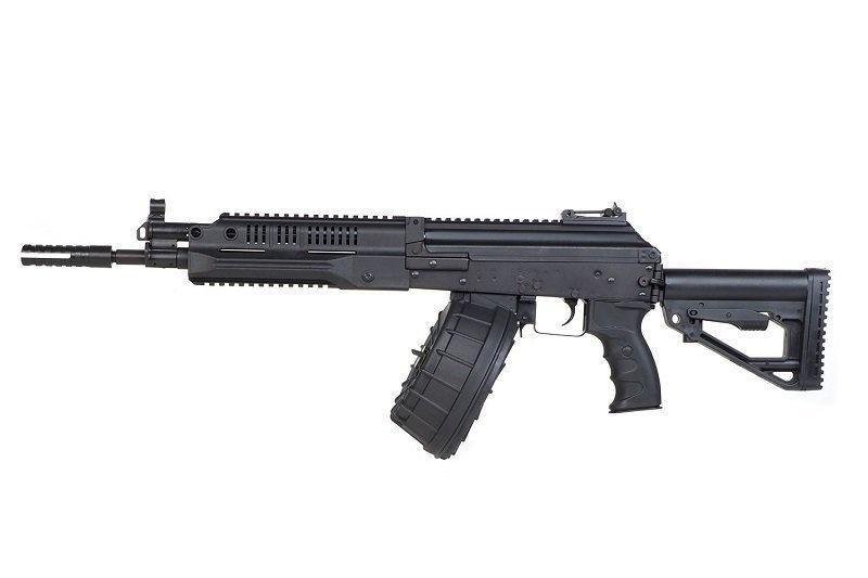 LCT LCK-16 AK-16 LMG AEG - 1,49 Joule - BK