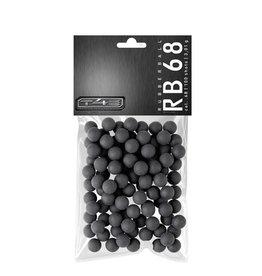 Umarex T4E RB Prac-Series 68 balles en caoutchouc dur - cal.68-100 pièces