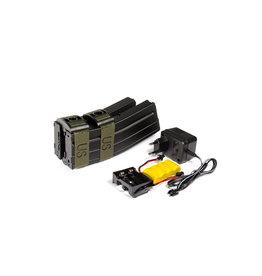 Evolution Double chargeur électrique M4 / M16 800 BBs - BK