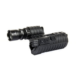 DYTAC 500A TacLight with M4A1 handguard 190 lumens - BK