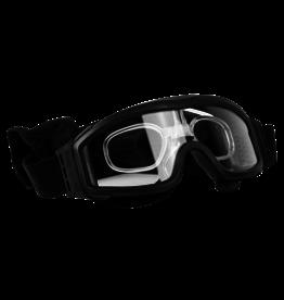 Valken Lunettes de sécurité V-TAC Tango avec 2 verres interchangeables - BK