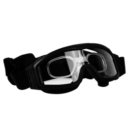 Valken V-TAC Tango safety glasses with 2 interchangeable lenses - BK