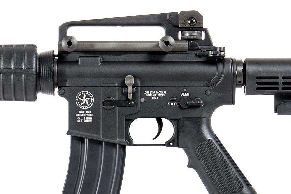 Evolution King Arms Lone Star Border Patrol AEG 1.0 Joule - BK