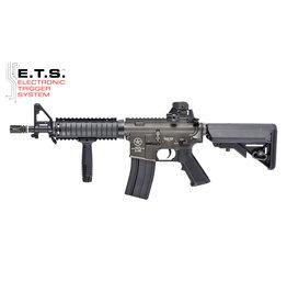 Evolution King Arms Lone Star Border Patrol SWAT SBR ETS AEG 1,0 Joule - BK