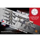 Evolution King Arms Lone Star Ranger ETS AEG 1,0 Joule - BK