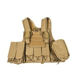 Black River Tactical vest, type CIRAS Maritime - TAN