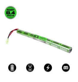 Valken Ni-Mh battery 8.4V 1.600 mAH - type stick