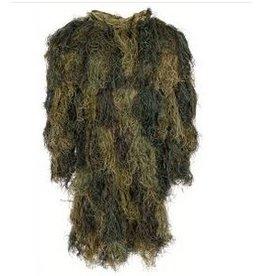MFH Camouflage Ghillie Jacket - Woodland