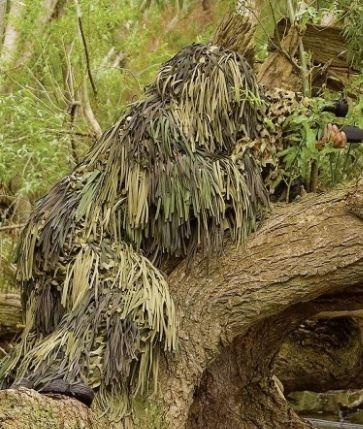 Mil-Tec Ghillie Jackal - Woodland