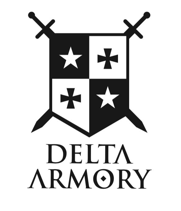 "Delta Armory  DA-C06 M4 SilentOps 9"" Charlie AEG 1,49 Joule - TAN"