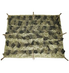 MFH Ghillie Blanket 2 x 1,5m - Woodland