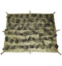 MFH Ghillie Blanket 3,5 x 1,5m- Woodland