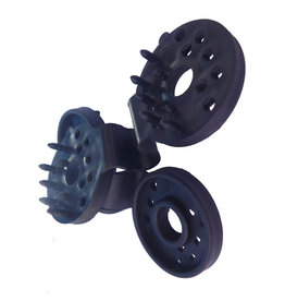 ACM Tactical Fastening clamp for protective nets -BK