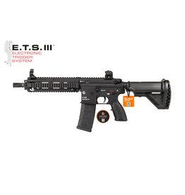 Evolution Hard Core E-416 CQB ETS III AEG 1.0 Joule - BK