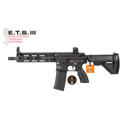 Evolution Hard Core E-416 CQB RAHG ETS III AEG 1,0 Joule  - BK