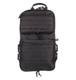 MFH Backpack MOLLE Compress - BK
