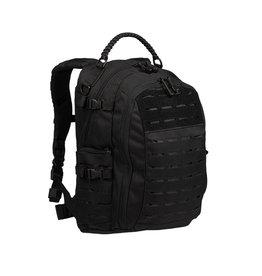 Mil-Tec Backpack MISSION MOLLE Laser - BK