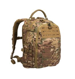 Mil-Tec Backpack MISSION MOLLE Laser - MC