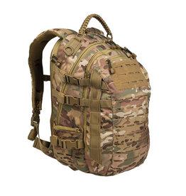 Mil-Tec Backpack MISSION MOLLE Laser 25l- MC