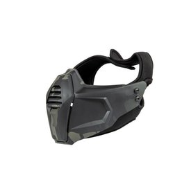 Ultimate Tactical Armor protective mask for FAST helmets - MC BK