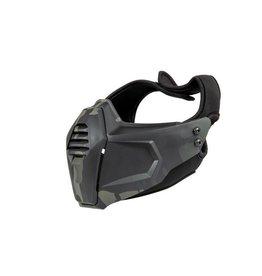 Ultimate Tactical Armor Schutzmaske für FAST Helme - MC BK
